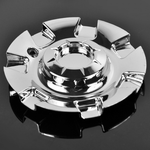 Dynasty Wheel Center Caps 180mm Chrome #CT0805-CAP