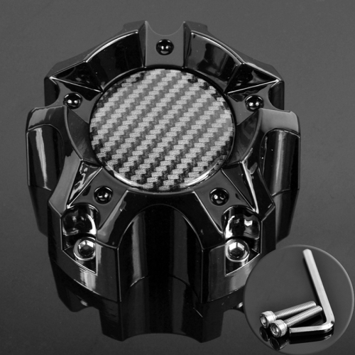 Ballistic Incubus Wheel Center Caps 112mm Carbon Fiber Centers #LG0805-13