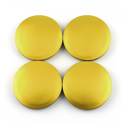 O.Z Wheel Center Caps 62mm Gold M595