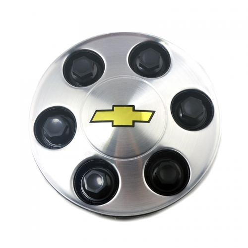 Chevy Express Suburban Wheel Center Caps 198mm 6 Lug Nuts