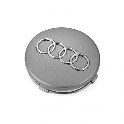 Audi A4 A6 A6L Wheel Center Caps 60mm(58mm) Grey #4B06011170