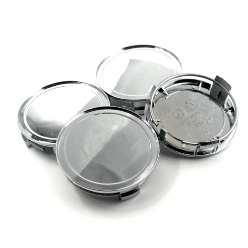 Mercedes Benz Wheel Center Caps 75mm(70mm) Chrome