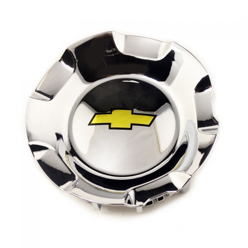 Chevy Silverado Avalanche Wheel Center Caps 180mm(155mm) Chrome #9595152