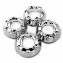 Chrome Wheel Center Caps 67mm(61mm)