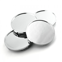 Chrome Wheel Center Caps 76mm(72mm)
