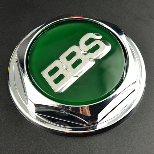 BBS Hex Nut Center Cap 102mm Chrome #09.23.131