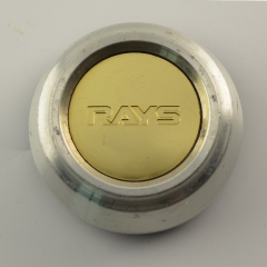 RAYS Volk Racing Wheel Center Caps 67mm(60mm) Chrome