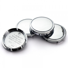 TOYOTA Camry LE Sedan Wheel Center Caps 56mm(53mm) Chrome