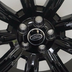 LAND ROVER Discovery Wheel Center Caps 62mm(48mm) Black