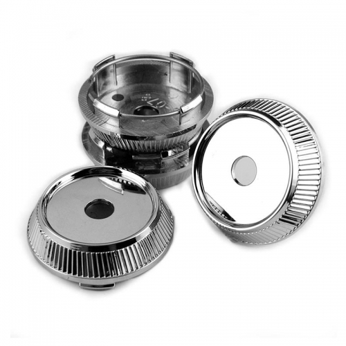 RTX Wheel Center Caps 64mm(56mm) Chrome #5314k68