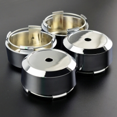 DUB Wheel Center Caps 73mm(69mm) Chrome