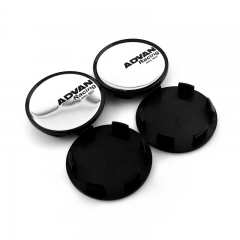 ADVAN Racing Wheel Center Caps 51mm(45mm)