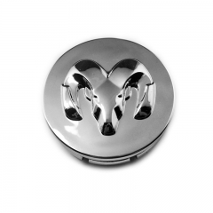 DODGE RAM Wheel Center Caps 54mm(46mm) Chrome