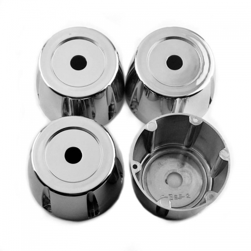 Chrome Wheel Center Caps 84mm(58mm)