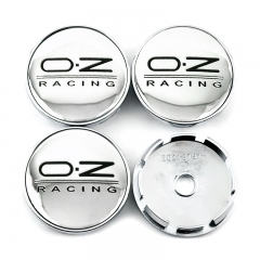O.Z Racing Wheel Center Caps 60mm(56mm) Chrome