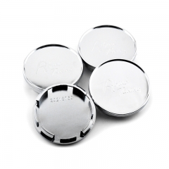 Chrome Wheel Center Caps 64mm(58mm)