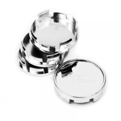 Chrome Wheel Center Caps 63mm(59mm)