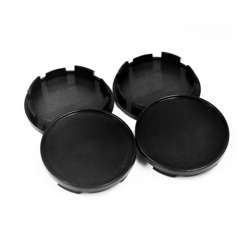 Black Wheel Center Caps 64mm(58mm)