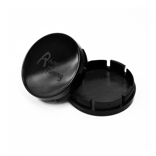Mitsubishi Black Wheel Center Caps 55mm(51mm)