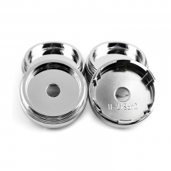 Chrome Wheel Center Caps 60mm(56mm)