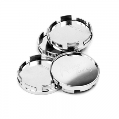 Chrome Wheel Center Caps 60mm(58mm)