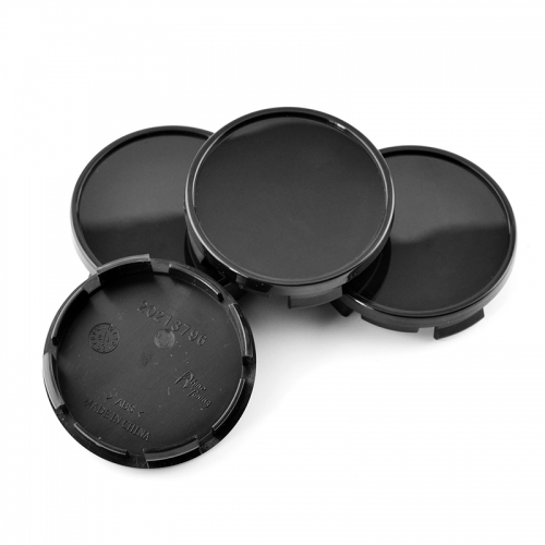 Black Wheel Center Caps 63mm(59mm)
