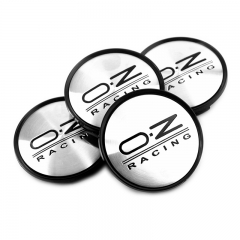 O.Z Racing Wheel Center Caps 63mm(57mm) M595 Replica Black
