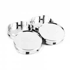 Chrome Wheel Center Caps 65mm(63mm)