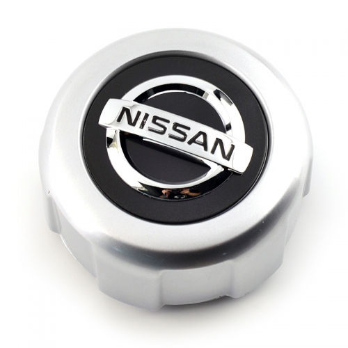 NISSAN Wheel Center Caps 130mm(117mm) Silver #40342-VC310