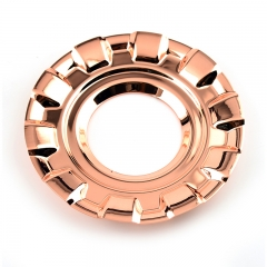 BBS Wheel Center Fitment 163mm Rose Gold #09.24.187