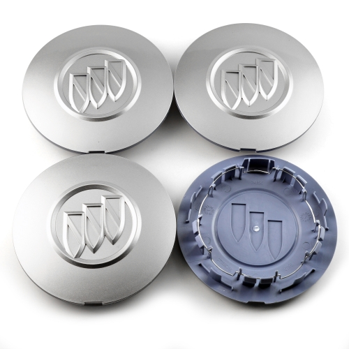 BUICK Wheel Center Caps 168mm(131mm) Grey