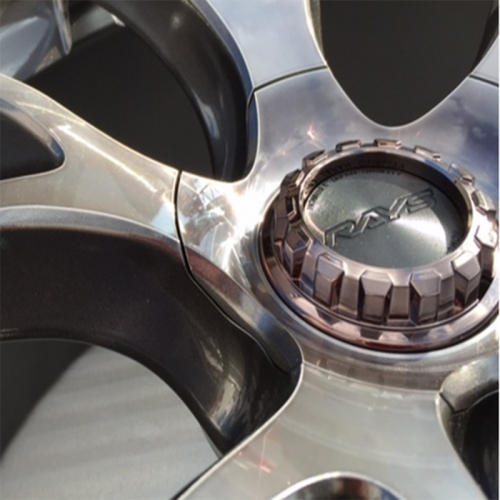 RAYS Homura Wheel Center Fitment 153mm Chrome