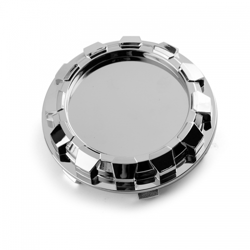 GMC Wheel Center Caps 83mm(76mm) Chrome #88963143