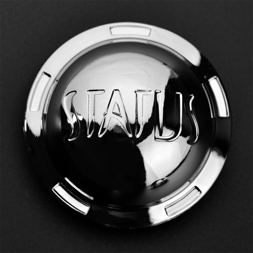 STATUS Wheel Center Caps 60mm(50mm) Chrome
