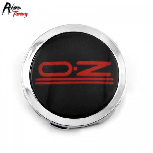 O.Z Racing Superforgiata Wheel Center Caps 75mm M608