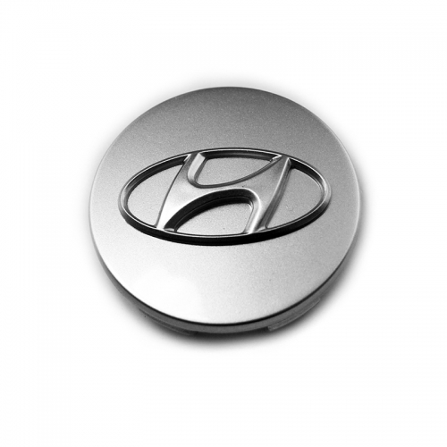 HYUNDAI Wheel Center Caps 62mm(58mm) Grey