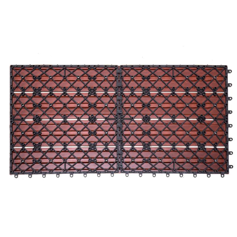 Composite Deck Tiles Bs Wpc B 01 Wpc Tile 300 600 22mm