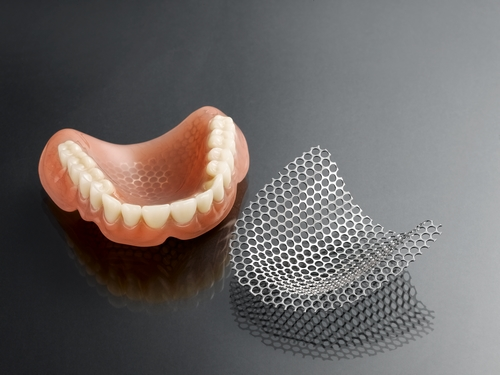 removable - full upper acyrlic denture