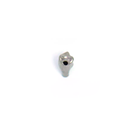CAD-CAM custom implant screw retainer