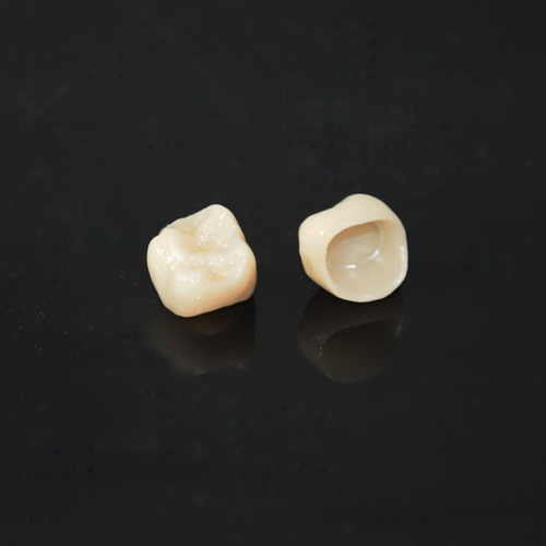 CAD-CAM Zirconia full contour crown