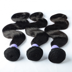Raw Hair Body Wave Weaves