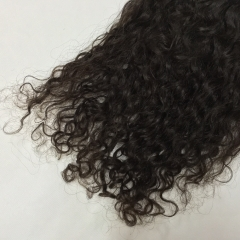 Raw full lace deep wave wigs