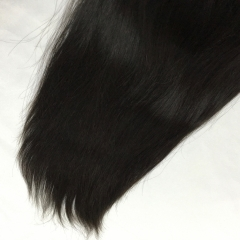 Raw full lace straight wigs