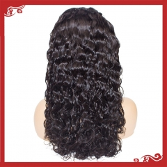 Virgin full lace natura wave wigs