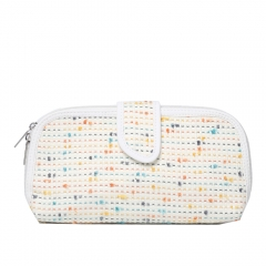 CBO001 Weave Cosmetic Bag