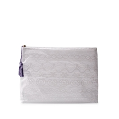 CBT038 PVC Lace Cosmetic Bag