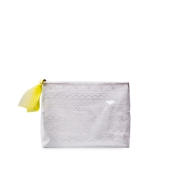 CBT040 PVC Lace Cosmetic Bag