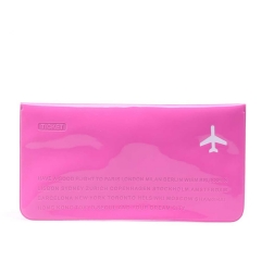 Elegant Passport Holder PVC - TRA004