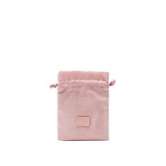 CBB018? Bamboo Fiber Drawstring Bag