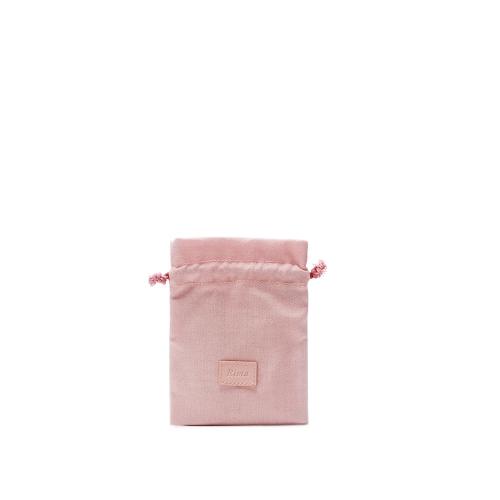 CBB019? Bamboo Fiber Drawstring Bag